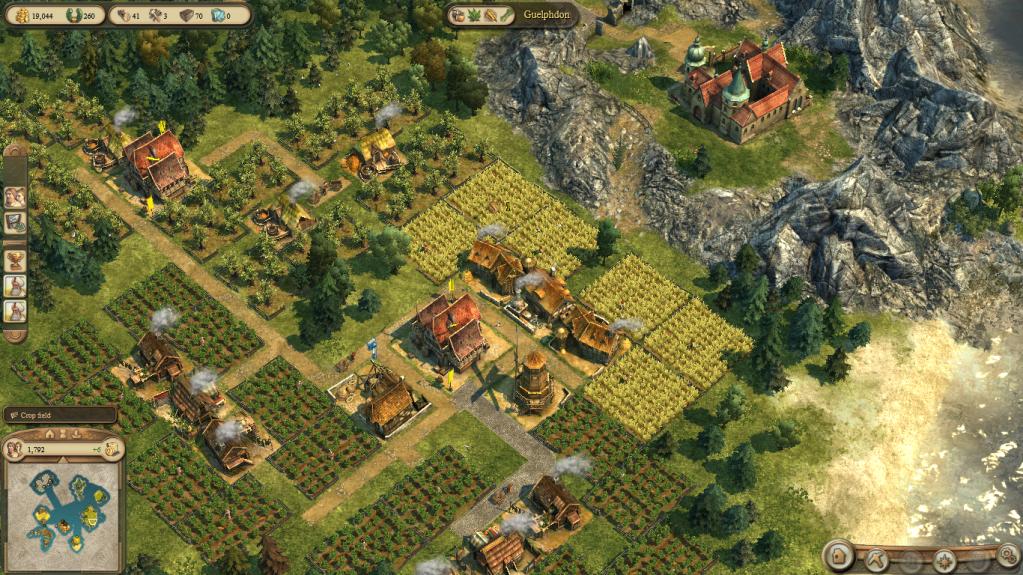 Anno 1404: Farmland